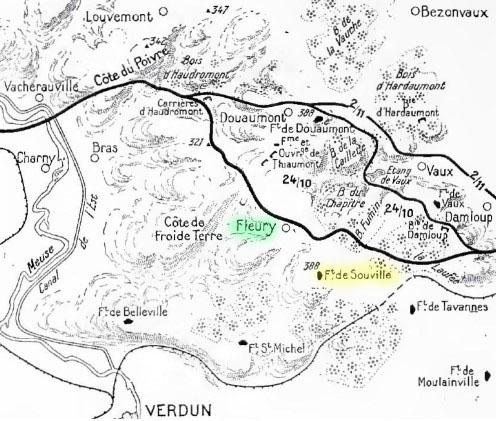 """Trận Verdun của Thế chiến I: """"Chiến tranh của những chiến tranh"""" (P3)"""