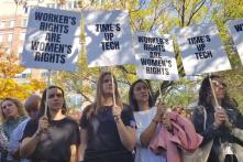 Hàng ngàn nhân viên Google biểu tình để phản đối một vấn đề nhức nhối