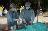 mổ lấy nội tạng