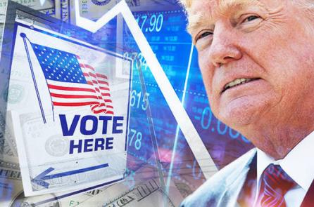 Bầu cử Mỹ: Không có 'sóng Đỏ' hay 'sóng Xanh', nhưng có 'sóng Tiền'