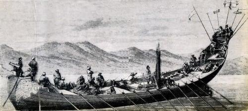 Tàu chiến Việt Nam