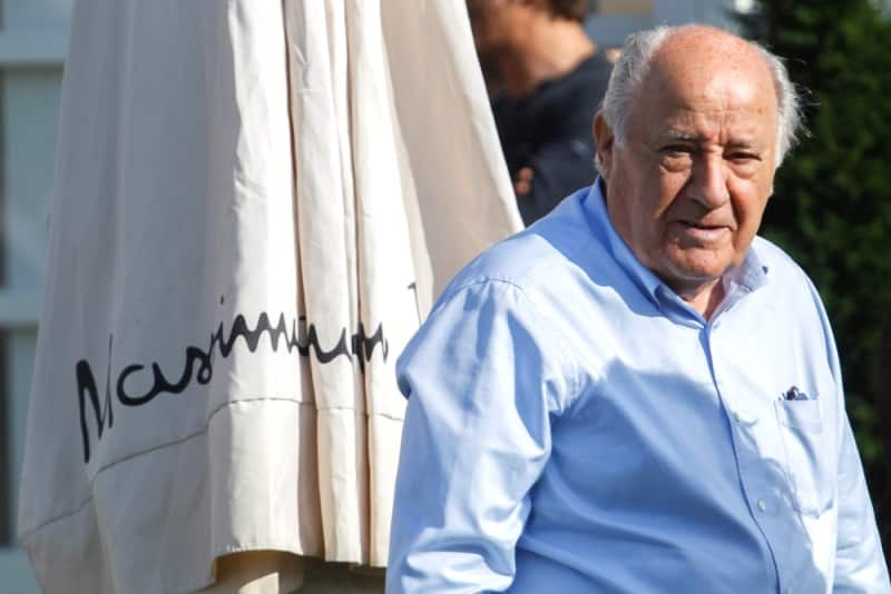 Bí quyết thành công của ông chủ hãng thời trang Zara, Amancio Ortega