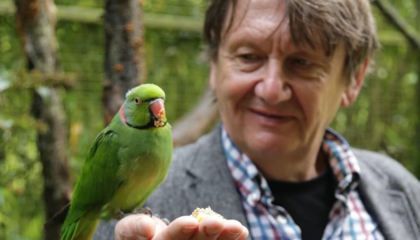 carl jones bảo vệ động vật tuyệt chủng