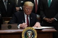 Trump ký lệnh hành pháp thúc đẩy đầu tư vào các vùng nghèo khó
