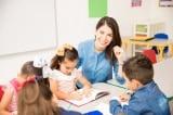 trường mẫu giáo ở Mỹ