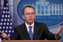 Trump chọn Giám đốc Ngân sách Mulvaney làm Chánh Văn phòng tạm quyền