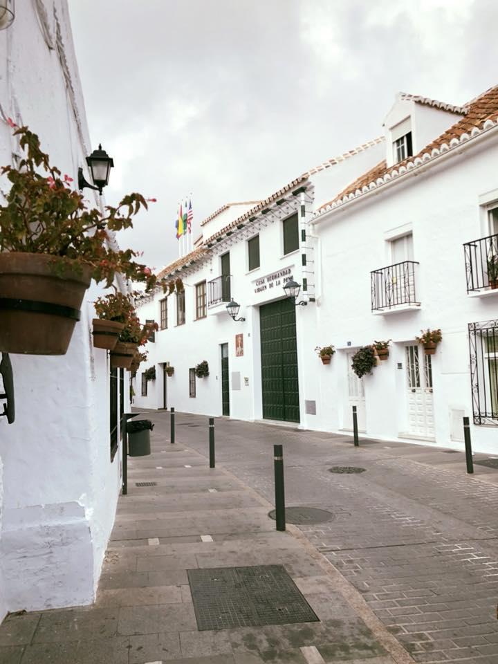Ngôi làng trắng Mijas, Ngôi làng trắng