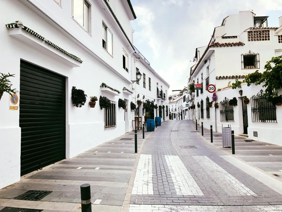 Ngôi làng trắng Mijas