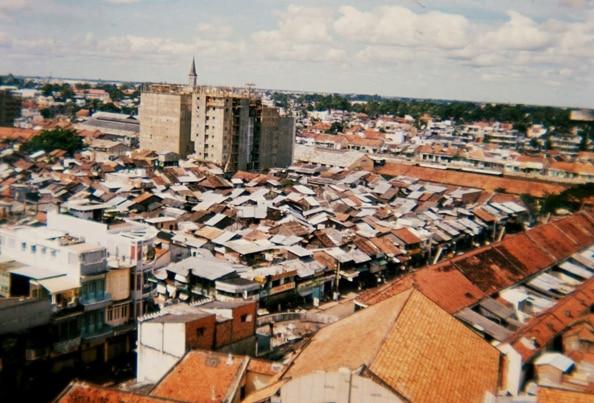Nhà của người Sài Gòn