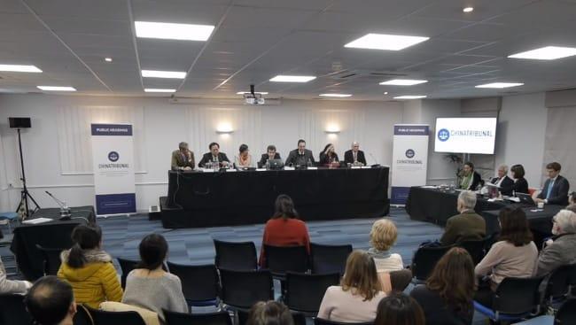 Tòa án độc lập: TQ thu hoạch nội tạng và vi phạm nhân quyền nghiêm trọng