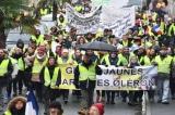 Dân Pháp xuống đường tuần thứ 5 liên tiếp để phản đối chính phủ Macron
