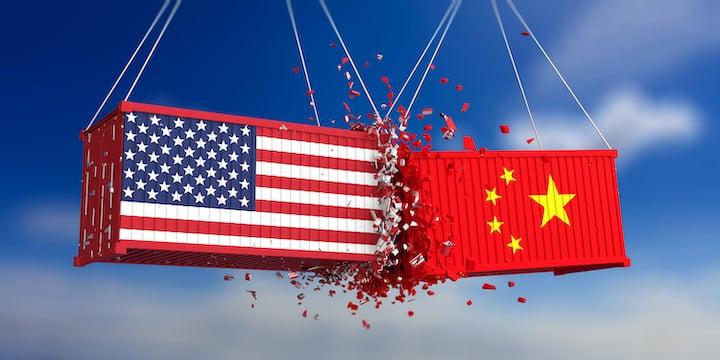 chiến tranh thương mại