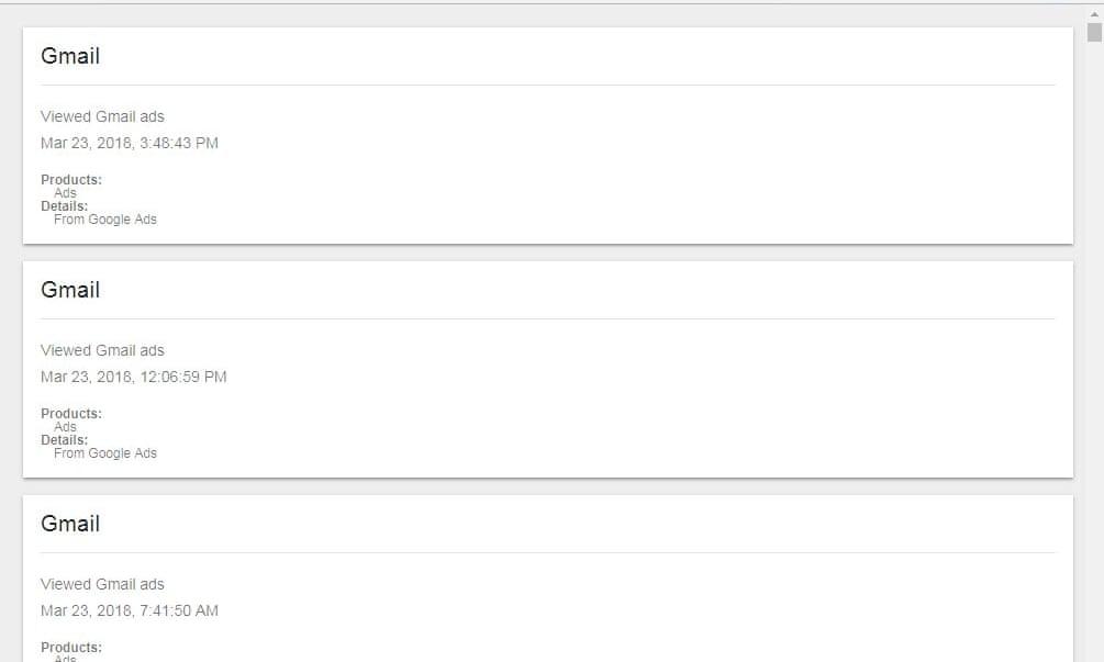 Có thể bạn không tin, nhưng đây là những gì Facebook và Google biết về bạn - H8