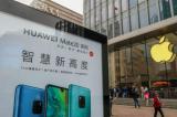 Nhiều công ty Trung Quốc hô hào mua sản phẩm Huawei, tẩy chay Apple