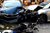 66 người chết vì tai nạn giao thông trong ba ngày Giỗ tổ