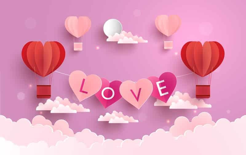 cài đặt tình yêu