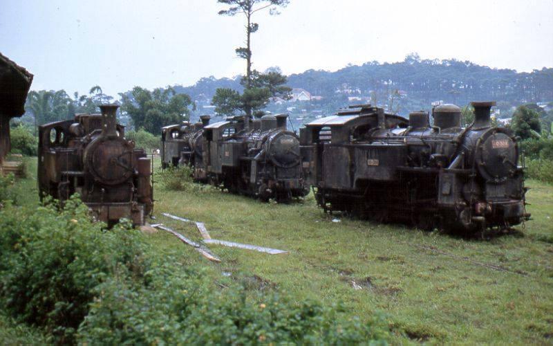 Chuyện buồn về tuyến đường sắt răng cưa huyền thoại Phan Rang - Đà Lạt