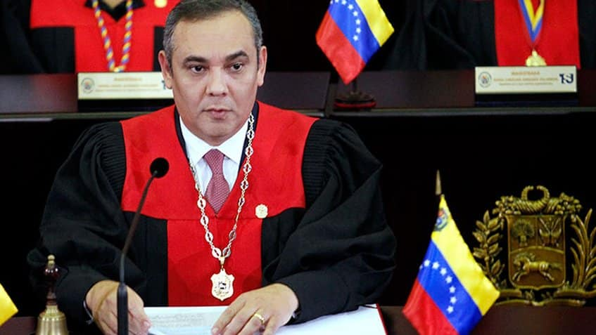 Christian Zerpa -Venezuela