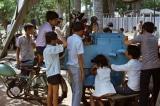 Rạp chiếu bóng thùng, tuổi thơ của dân Sài Gòn xưa.