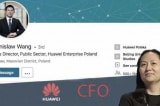 Đối đãi khác biệt với Mạnh Vãn Châu, Huawei sa thải nhân viên bị Ba Lan bắt giữ