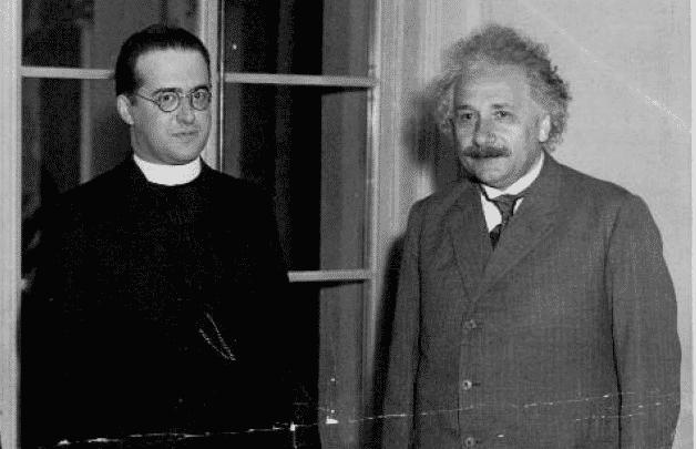 Georges Lemaitre thuyết big bang, tôn giáo và khoa học
