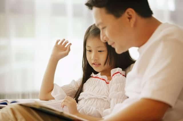 Một người cha tốt không cần phải quá vĩ đại
