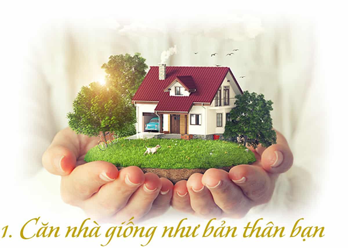 Ngôi nhà bạn đang sống chính là tấm gương phản chiếu bản thân bạn, dọn dẹp nhà cửa