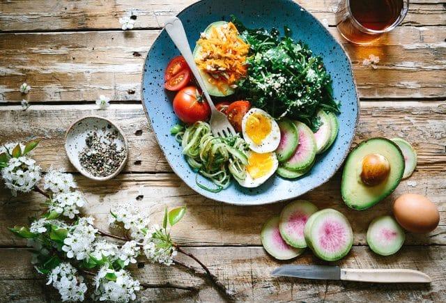 Ăn nhiều rau trái có thể giúp bạn thoải mái, thư thái hơn