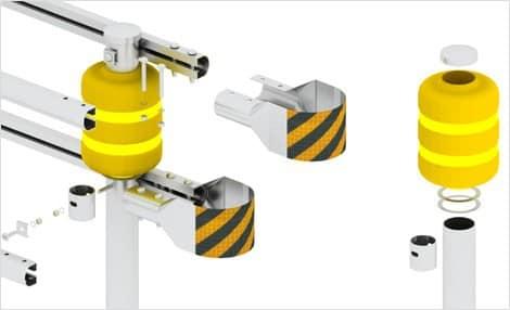 Rào chắn cực thông minh có thể cứu sống biết bao người trong tai nạn giao thông - Ảnh 4.