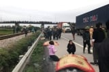 Hải Dương: 8 người chết do xe tải đâm trúng đa số là cán bộ xã
