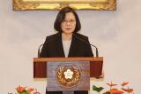 Tổng thống Đài Loan muốn đàm phán với Trung Quốc trên cơ sở nhà nước độc lập