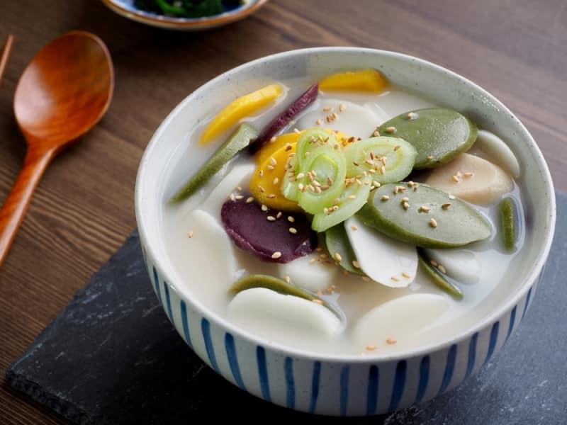 Các món ăn truyền thống trong ngày Tết của các nước châu Á