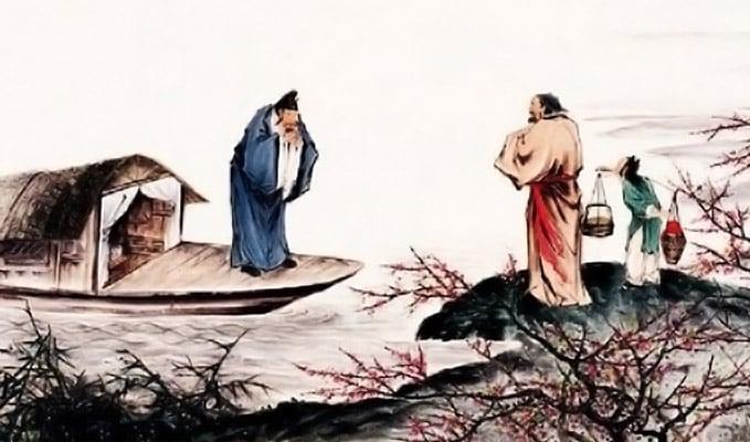 Trong xã hội cổ đại lễ nghi quy phạm đạo đức và hành vi của con người