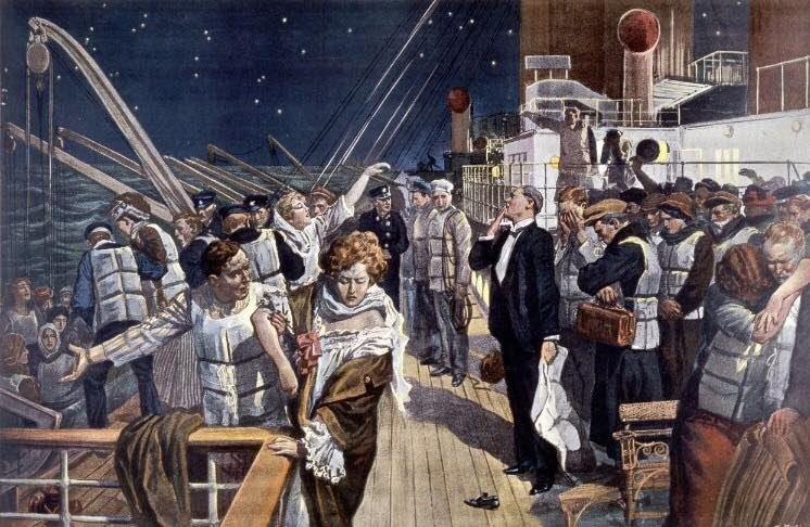 Di sản lớn nhất còn lại khi tàu Titanic chìm xuống đáy đại dương