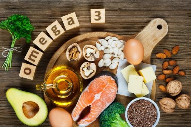 6 công dụng quan trọng của Omega-3 đối với sức khỏe