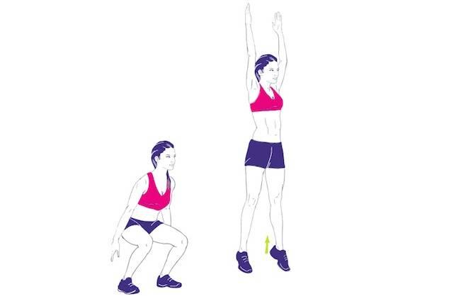 động tác thể dục tại nhà