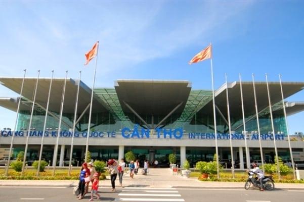 Sân bay Cần Thơ 3.000 tỷ đồng khánh thành từ năm 2011 mới khai thác được 30-40%. (Ảnh: vietnamairport)