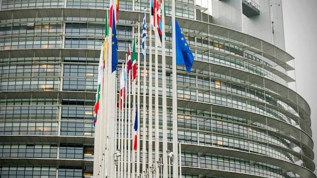 trụ sở EU