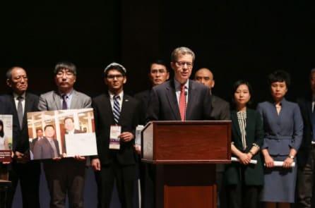 Mỹ ủng hộ thành lập Liên minh Thúc đẩy Tự do Tôn giáo tại Trung Quốc