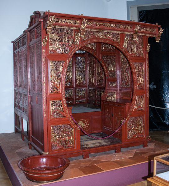 Lịch sử văn hoá lâu đời của giường ngủ Trung Hoa