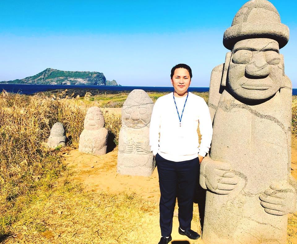 Harubang - Biểu tượng thiêng liêng của Jeju