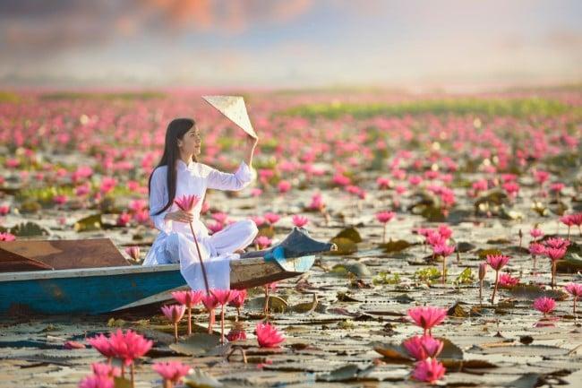 Sự dịu dàng của người phụ nữ là hạnh phúc một đời của người đàn ông