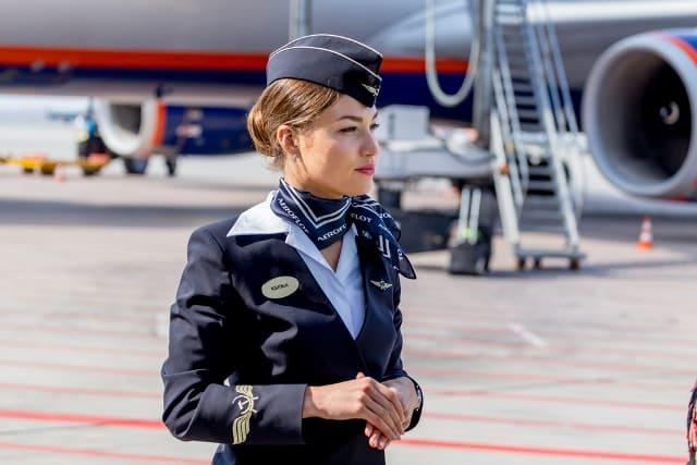 tiếp viên hàng không Mỹ