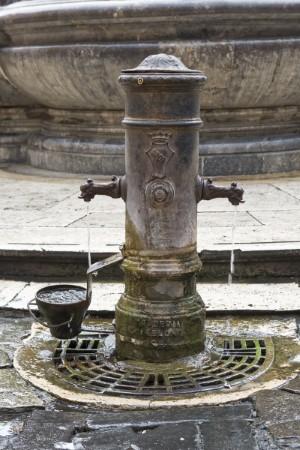 Chuyện về những vòi nước cổ