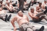 """Thái Lan: Cảnh sát béo phì được gửi đến """"trại hủy diệt mỡ bụng"""""""