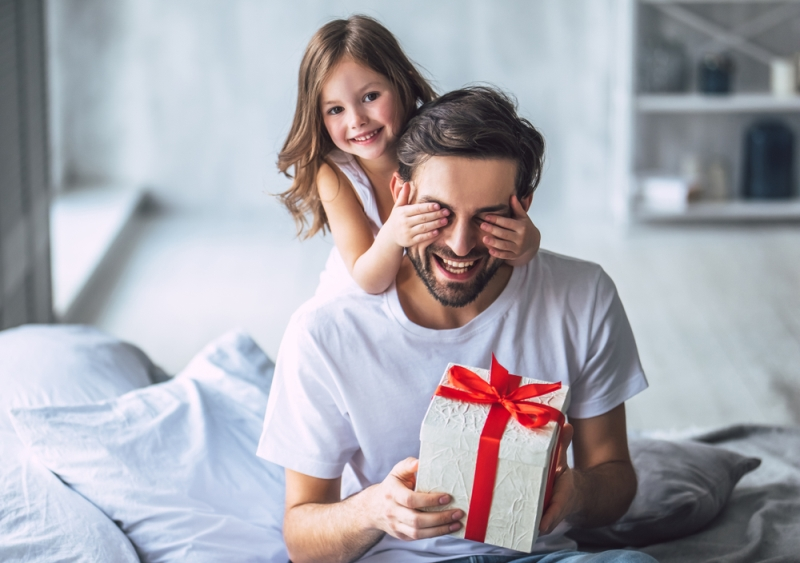 Chiếc hộp tình yêu của con gái
