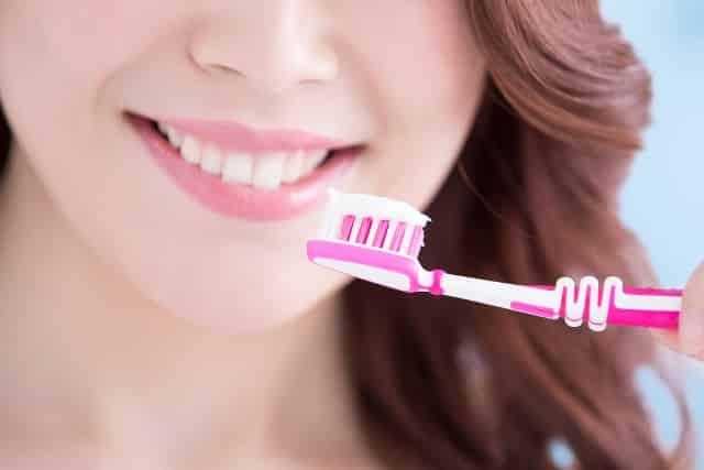 4 điều cần lưu ý khi đánh răng