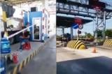 Công bố thu phí tại trạm BOT Ninh Lộc: 7 ngày thu gần 6,5 tỷ đồng