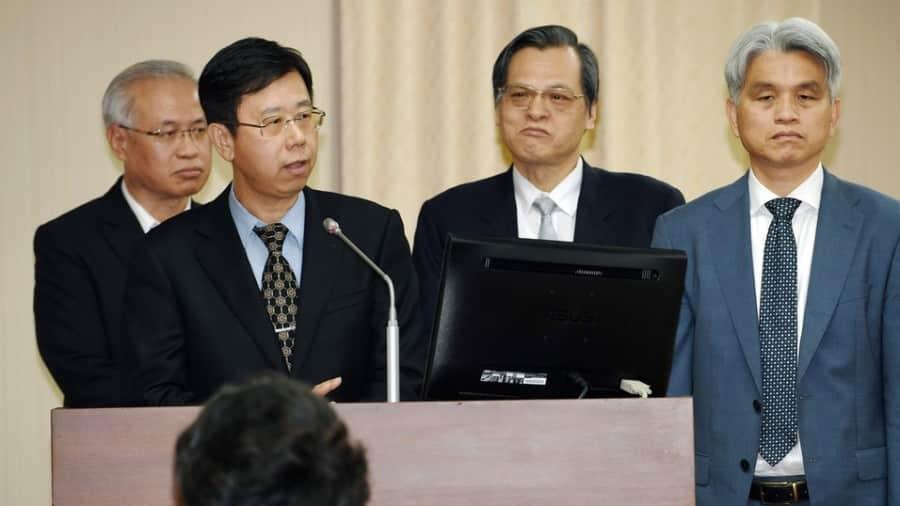 Doanh nhân Đài Loan bị bắt vì tổ chức gián điệp cho Trung Quốc. Ảnh 1
