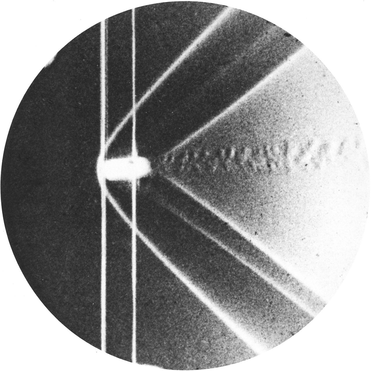 NASA: Chụp được hình ảnh sóng xung kích từ tiếng nổ siêu thanh